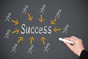 ERP succes