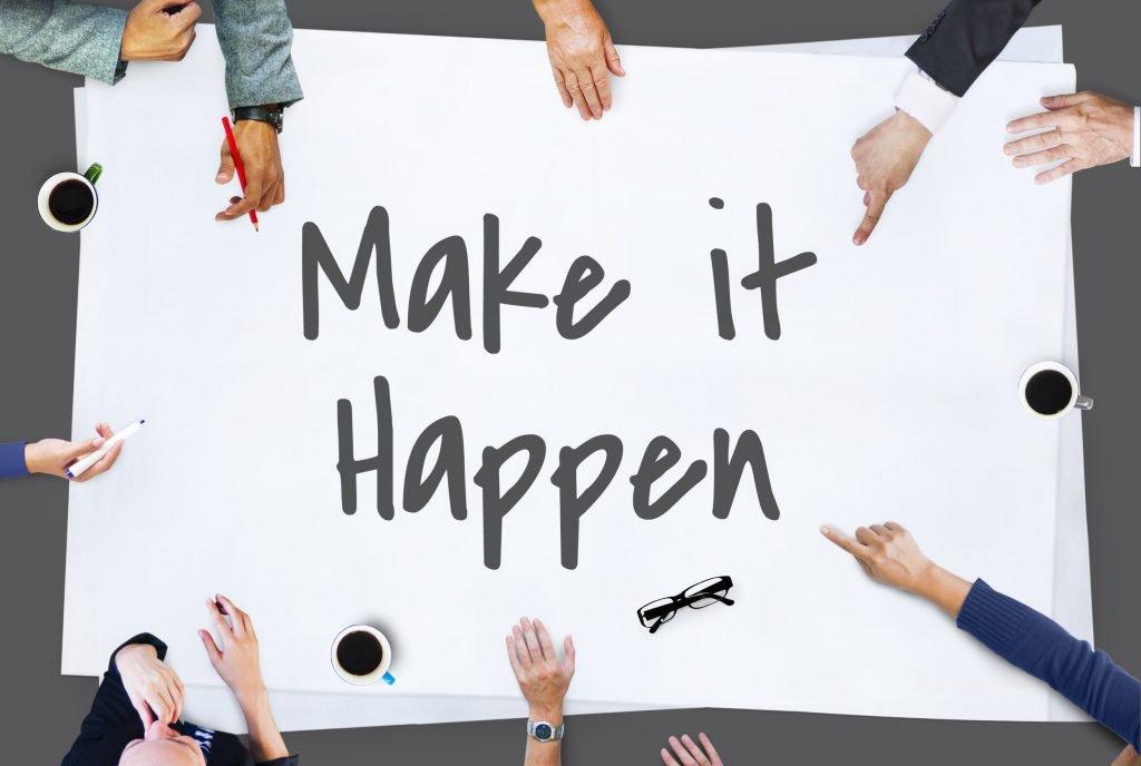 Succesvol ERP implementeren: uw plan is uw anker