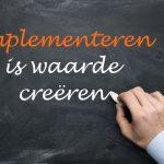 ERP implementatie